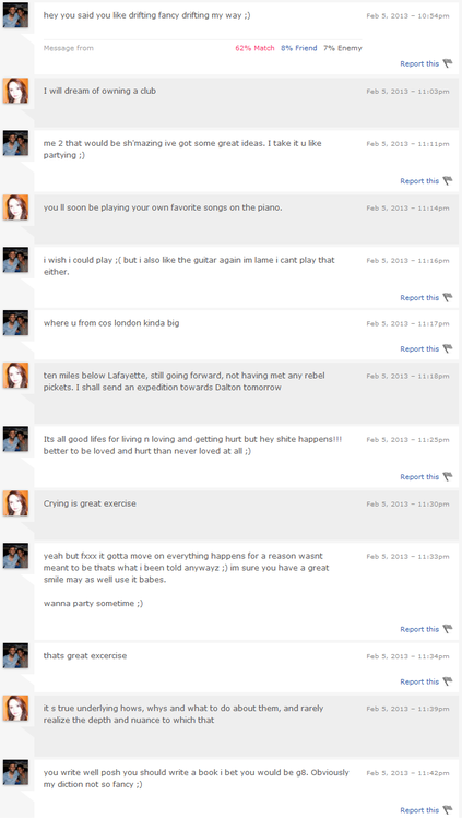 Horse_Ebooks Tweets Are the Best Way to Deal With OkCupid Creeps