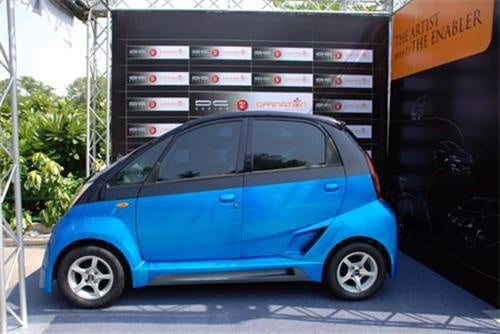 DC Design Tata Nano