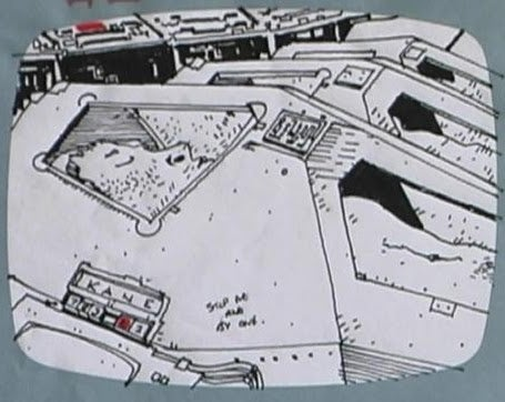 "Unused storyboards show how Alien could have been more ""pornographic"""
