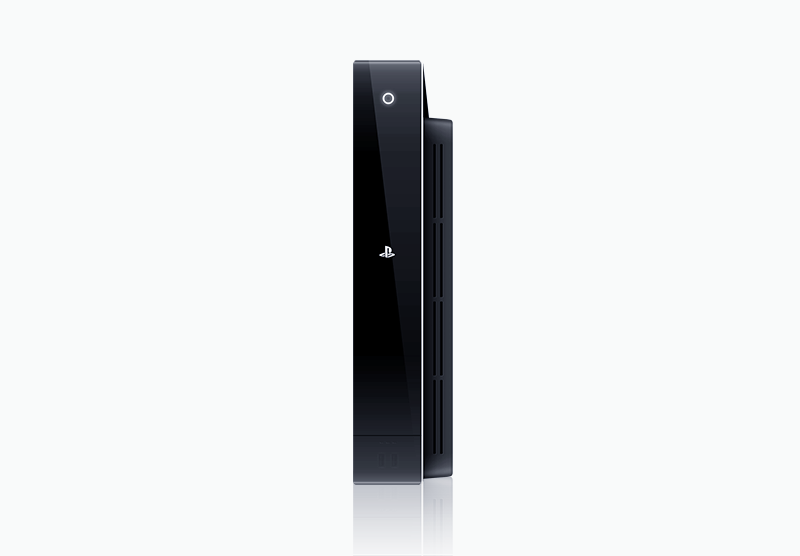 An Artist's Impression Of The PlayStation 4