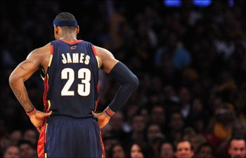 Is It Time To Admit LeBron Was Right To Get Out Of Cleveland?