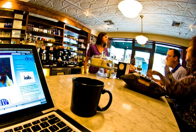How Can I Find a Coffee Shop That'll Actually Let Me Sit and Work for Awhile?