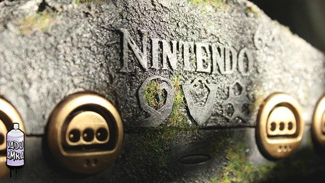 Custom Nintendo 64 Is A Fantastic Tribute To Ocarina of Time