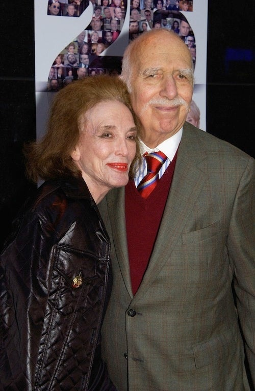 David Brown, Husband Of Helen Gurley Brown, Dies At 93
