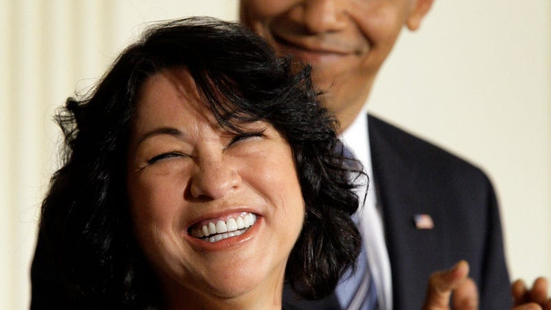 Sonia Sotomayor: I Am the Most Obstinate Person You Will Ever Meet