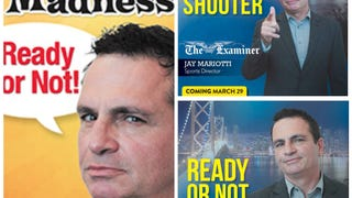 "Examiner's Jay Mariotti Is ""Super Humble"" Despite Not-So-Humble Promos"