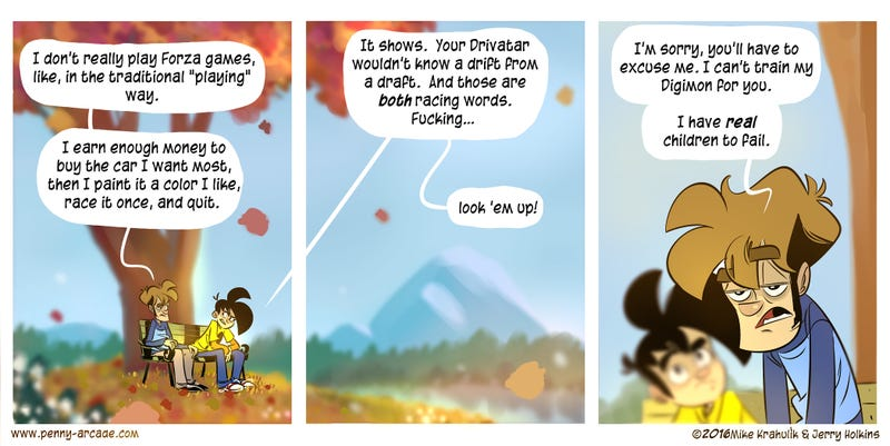 Sunday Comics: Sacrifices Must Be Made
