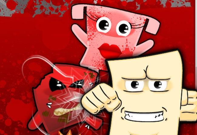 PETA Roasts Super Meat Boy With Tofu