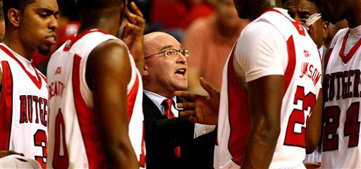 "Rutgers Basketball Is Frying Up A ""Steak Of Turmoil"""