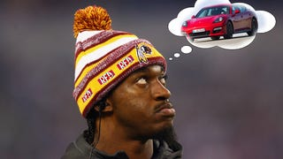 Porsche to Blame for RG3 Performance