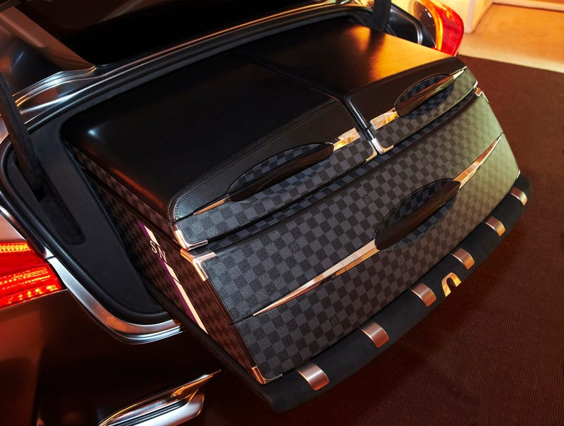 Speculate No More About How Custom Louis Vuitton Bags Fit Into The Infiniti Essence Concept!