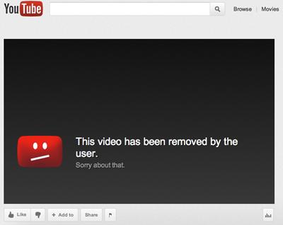 Thinking of quitting YouTube....