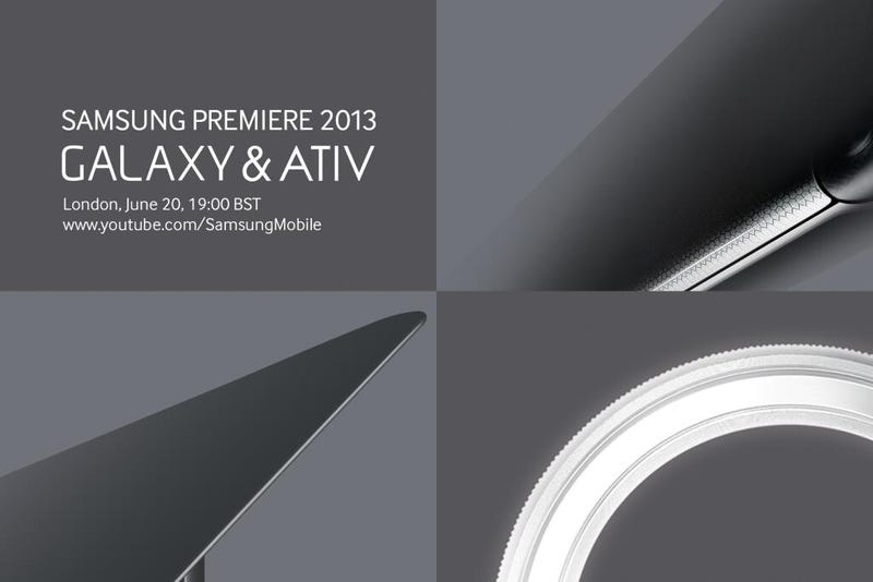 Who's Looking Forward To The Samsung Premier