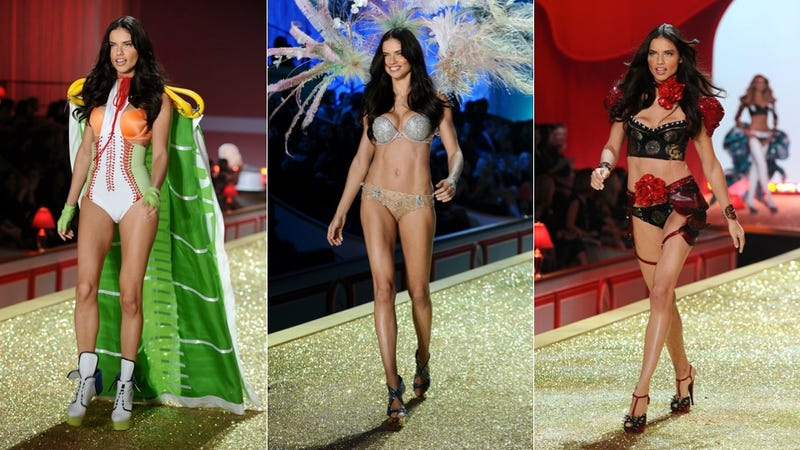 Preparing For The Victoria's Secret Show Is Not 'Like Training For A Marathon,' Since Runners Eat Solids
