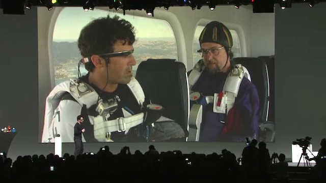 Skydiving and BMX Bike Riding: Does This Stuff Actually Make Google Glass Cool?
