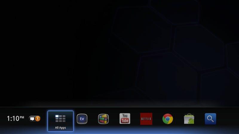 Google TV Gal