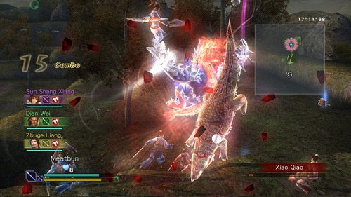 A Glimpse Of Dynasty Warriors: Strikeforce Console-Exclusive Content