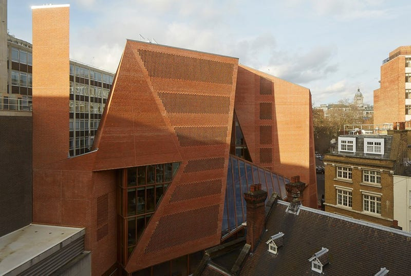 Is This One of the Most Innovative Buildings of the Year?