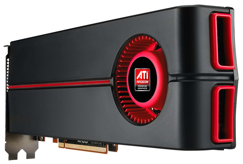ATI Radeon HD 5800 Series Is First to Support DirectX 11, Drive 180 Inches of Monitors