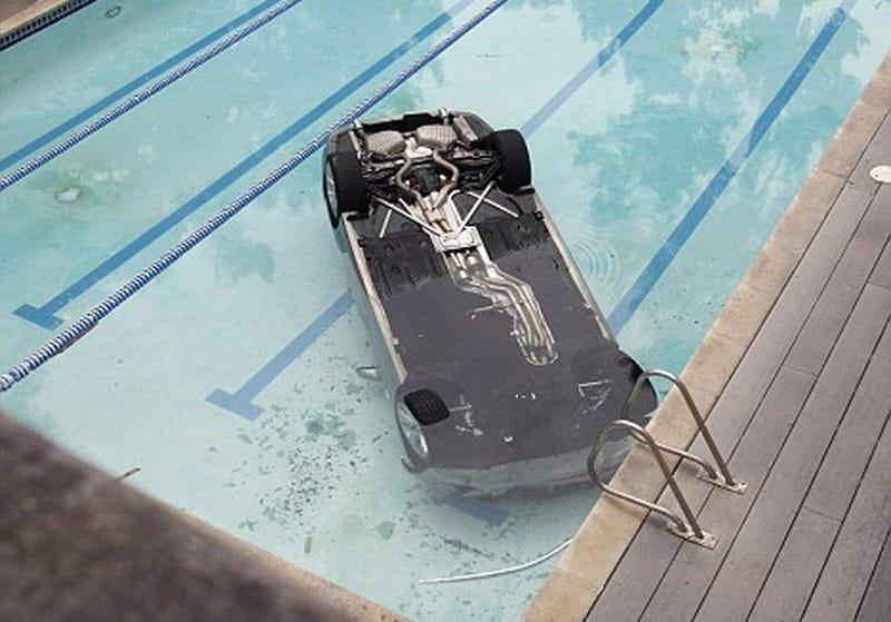 "BMW Driver Misinterprets Term ""Carpooling"""