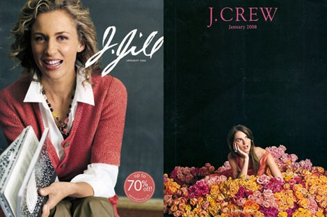 J. Jill Vs. J. Crew: It's A Fashion Showcase Showdown