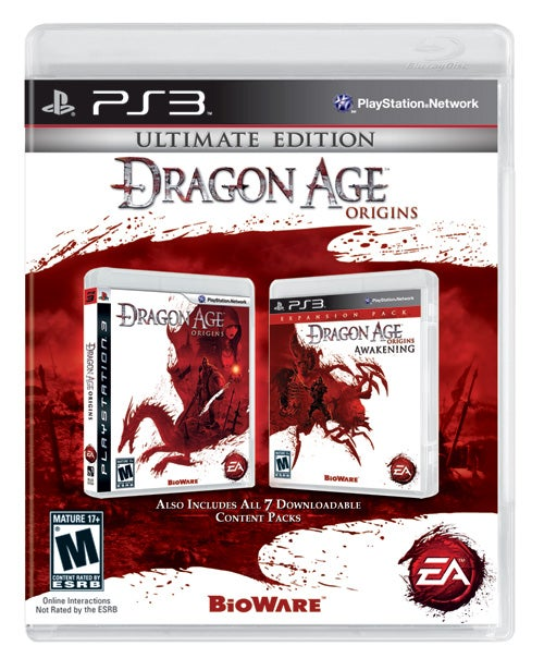 Dragon Age DLC Gets All Wrapped Up In The Ultimate Edition