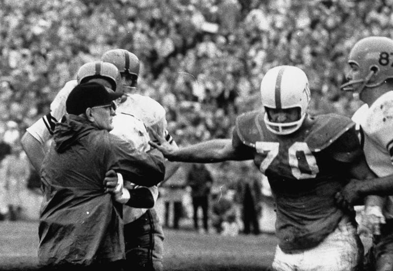 At The 1960 Cotton Bowl, A Syracuse Win And A Nasty Racial Ruckus