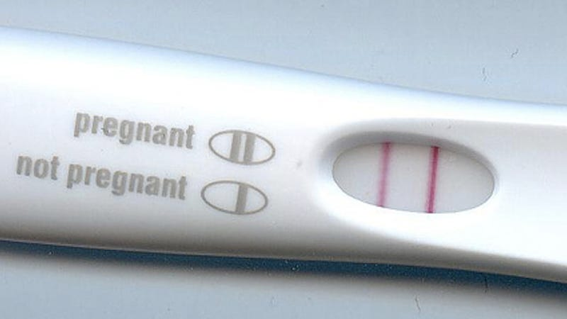 Pregnancy Tests Become Cancer Tests When Men Use Them