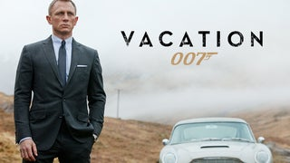 This James Bond vacation puts you in every badass vehicle imaginable