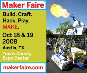 MAKE Makes Call for Makers for October Austin Faire