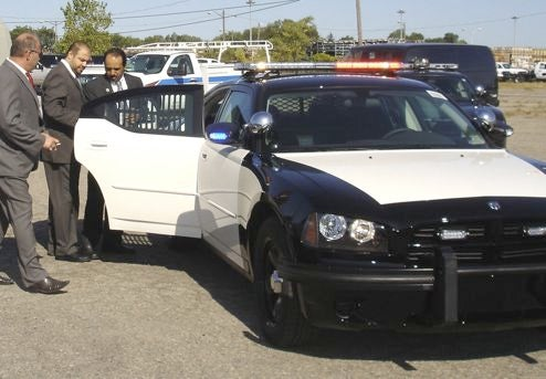 "Kuwait Orders 150 Dodge Charger Police Cars To Project ""An Image Of Strength And Power"""