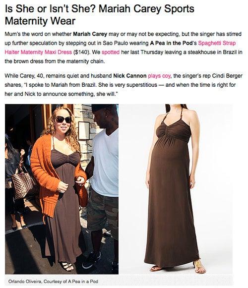 Leave Mariah Carey's Uterus Alone