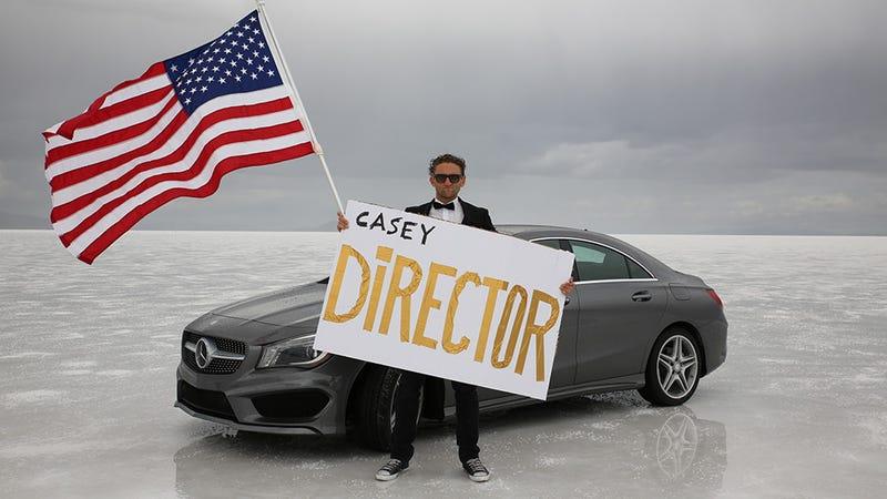 How Casey Neistat Shot an Amazing Car Commercial With Zero Planning