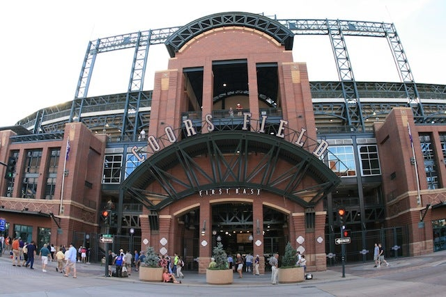 The Handrail Slide Turns Deadly At Coors Field