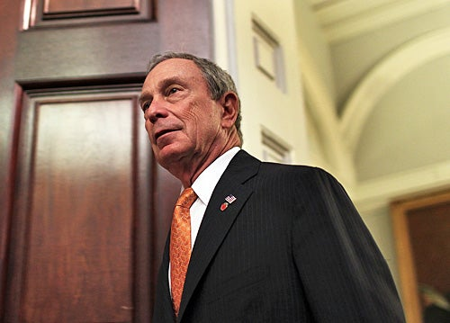 Let's Give Michael Bloomberg a Hand