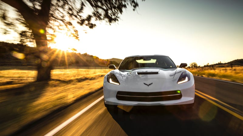 The Story Behind Some Of The 2014 Corvette's Most Peculiar Features