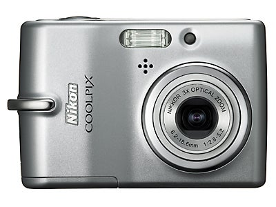 Nikon L-Series Coolpix Tickles Our Low End: 120 Bucks for 5MP