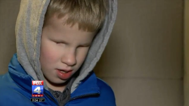 School Swaps Out Blind 8-Year-Old's Cane for Pool Noodle as Punishment