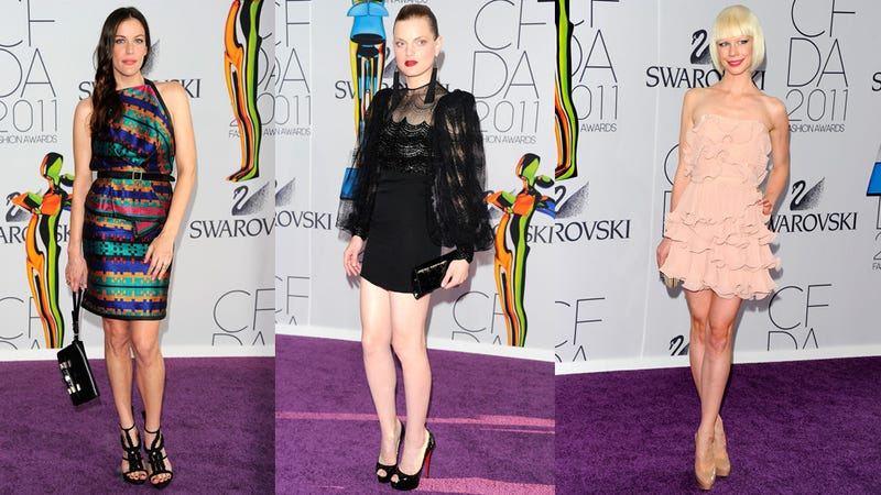 Fashion Freaks & Geeks Attend CFDA Awards