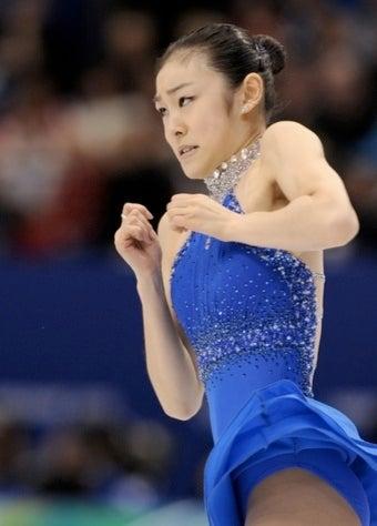 Do Female Figure Skaters' Boobs Get Sore?