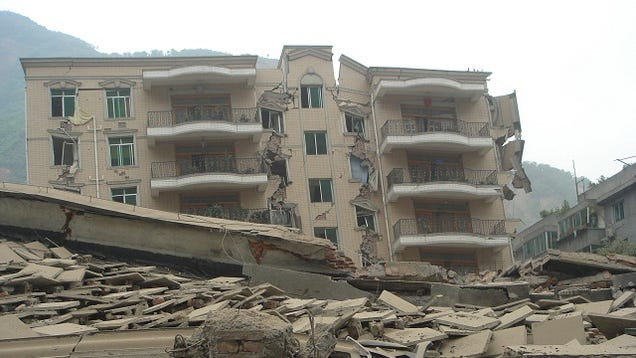 Earth Proof Buildings Building Earthquake-proof