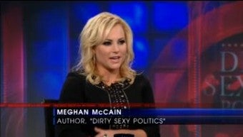 Meghan McCain Disses Bristol On Daily Show