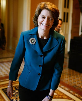 Lisa Murkowski: First Successful Write-In Senate Candidate Since 1954