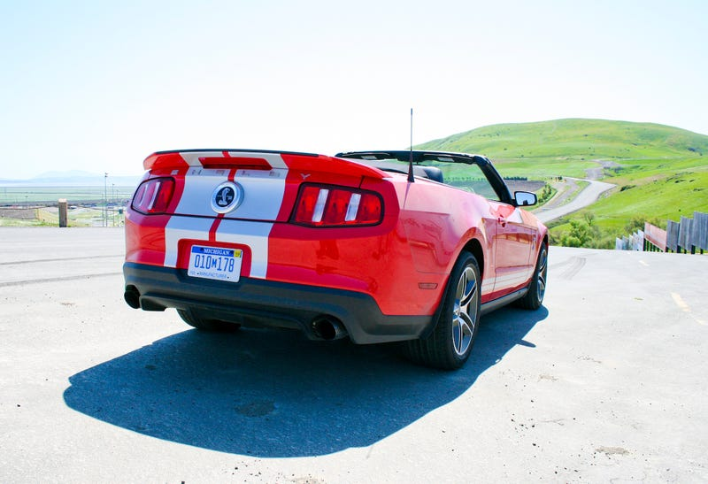 2010 Shelby GT500: First Drive