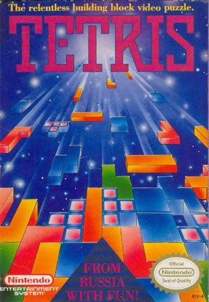 Tetris Spells Trauma Relief