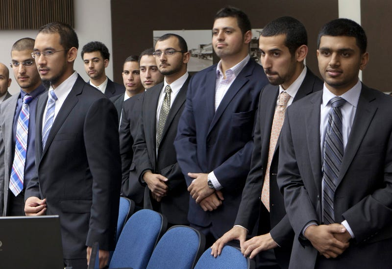 Muslim Students Convicted of Being Mean to Israeli Ambassador