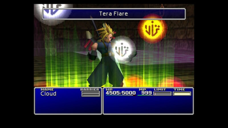 Looks Like Final Fantasy VII Is Finally Out On Steam