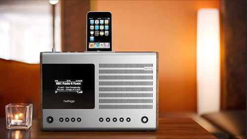 Revo's Retro Heritage iPod Dock Is A 60s Throwback With An OLED Screen