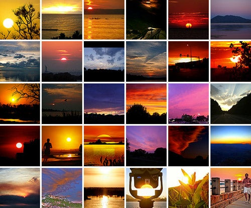 166 Sunrises and Sunsets