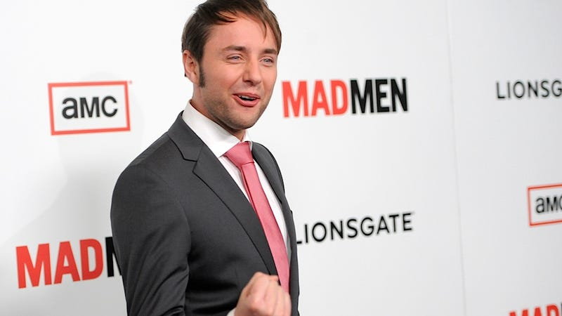 Sad Pete Campbell Is Sad Vincent Kartheiser in Real Life